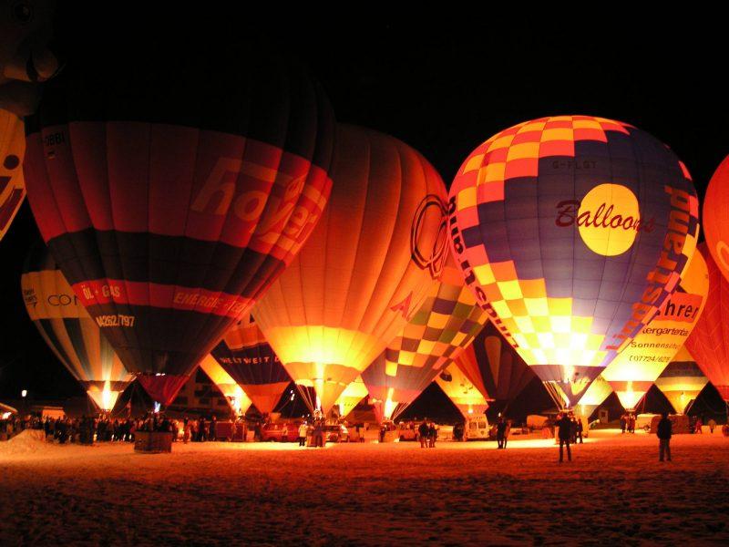 Luchtballon Dutch Ballooning