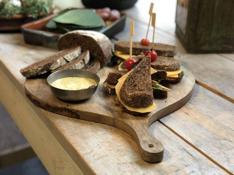 Dutch Biz Amersfoort lunch op locatie catering streetfood zakelijk particulier