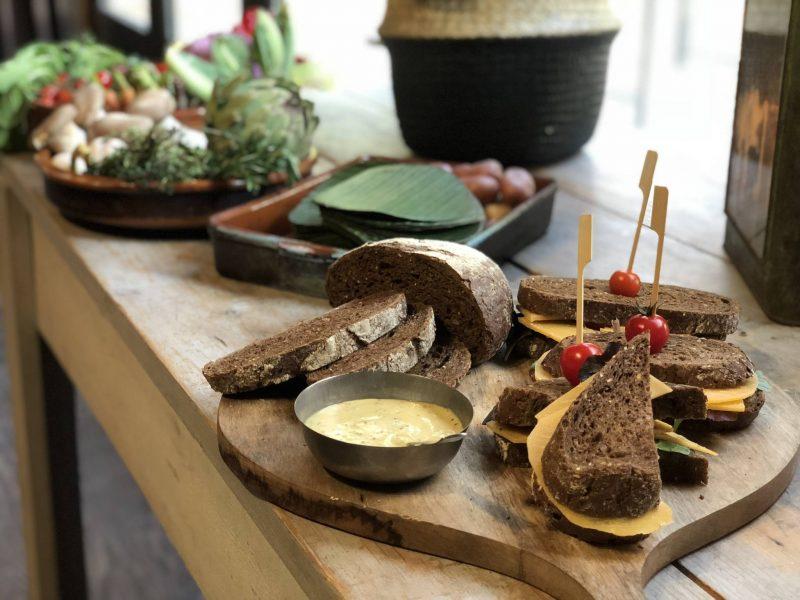 Dutch Biz Amersfoort lunch zakelijk gezond veganistisch streetfood