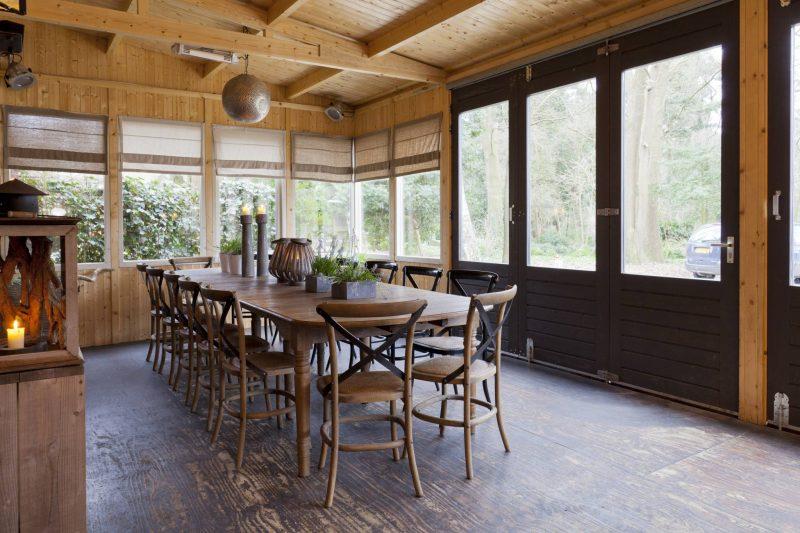 Dutch Biz Amersfoort vergaderzaal inspirerend bosrijk landelijk uniek zakelijk particulier evenement