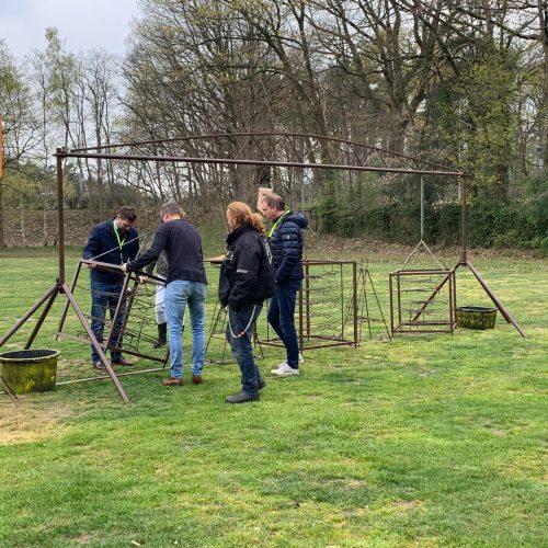 Teambuilding activiteiten Amersfoort