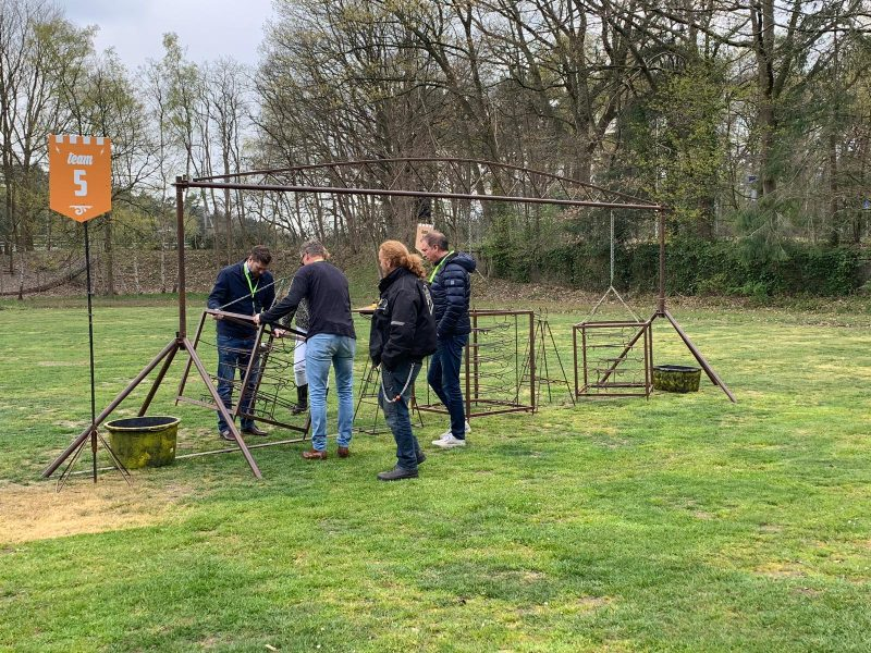Dutch Biz Amersfoort teambuilding activiteit evenement locatie